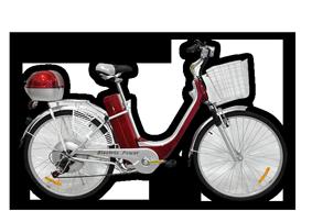 Električni bicikl CN-002+