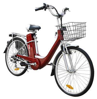 Električni bicikl Cyber ZT-08