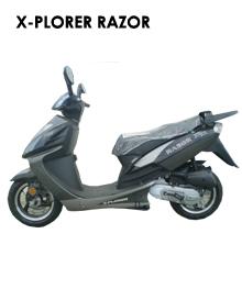 X-PLORER RAZOR