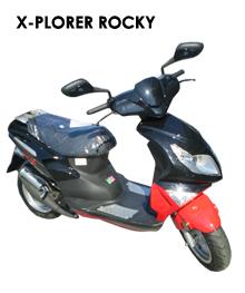 X-PLORER ROCKY
