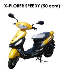 X-PLORER SPEEDY (50 ccm)